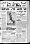 Spartan Daily, November 1, 1940 by San Jose State University, School of Journalism and Mass Communications