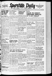 Spartan Daily, November 5, 1940 by San Jose State University, School of Journalism and Mass Communications