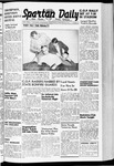 Spartan Daily, November 6, 1940 by San Jose State University, School of Journalism and Mass Communications
