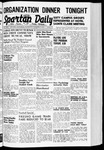 Spartan Daily, November 13, 1940 by San Jose State University, School of Journalism and Mass Communications