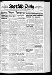Spartan Daily, November 26, 1940