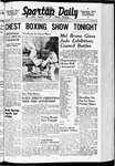 Spartan Daily, November 27, 1940 by San Jose State University, School of Journalism and Mass Communications