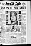 Spartan Daily, November 29, 1940 by San Jose State University, School of Journalism and Mass Communications