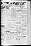 Spartan Daily, December 2, 1940 by San Jose State University, School of Journalism and Mass Communications