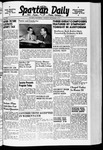 Spartan Daily, December 3, 1940 by San Jose State University, School of Journalism and Mass Communications