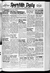 Spartan Daily, December 5, 1940 by San Jose State University, School of Journalism and Mass Communications