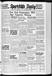 Spartan Daily, December 9, 1940 by San Jose State University, School of Journalism and Mass Communications