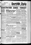 Spartan Daily, December 30, 1940 by San Jose State University, School of Journalism and Mass Communications