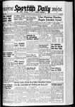 Spartan Daily, January 3, 1941 by San Jose State University, School of Journalism and Mass Communications