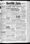 Spartan Daily, January 6, 1941 by San Jose State University, School of Journalism and Mass Communications