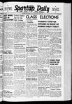 Spartan Daily, January 8, 1941