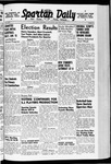 Spartan Daily, January 9, 1941