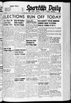 Spartan Daily, January 10, 1941