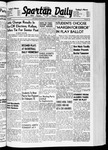 Spartan Daily, January 13, 1941 by San Jose State University, School of Journalism and Mass Communications