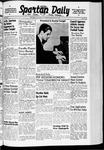 Spartan Daily, January 14, 1941 by San Jose State University, School of Journalism and Mass Communications