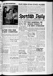 Spartan Daily, January 15, 1941 by San Jose State University, School of Journalism and Mass Communications
