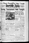 Spartan Daily, January 30, 1941 by San Jose State University, School of Journalism and Mass Communications