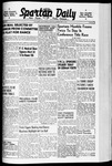 Spartan Daily, February 3, 1941 by San Jose State University, School of Journalism and Mass Communications