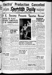 Spartan Daily, February 13, 1941 by San Jose State University, School of Journalism and Mass Communications