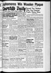 Spartan Daily, February 28, 1941