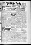 Spartan Daily, March 24, 1941