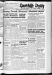 Spartan Daily, March 31, 1941