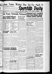 Spartan Daily, April 11, 1941