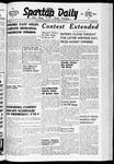 Spartan Daily, April 14, 1941