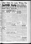 Spartan Daily, April 16, 1941