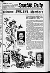 Spartan Daily, April 18, 1941 by San Jose State University, School of Journalism and Mass Communications
