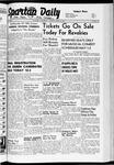 Spartan Daily, April 21, 1941