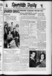 Spartan Daily, May 2, 1941 by San Jose State University, School of Journalism and Mass Communications