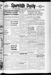 Spartan Daily, May 5, 1941 by San Jose State University, School of Journalism and Mass Communications