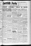 Spartan Daily, May 7, 1941 by San Jose State University, School of Journalism and Mass Communications