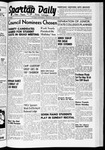 Spartan Daily, May 8, 1941 by San Jose State University, School of Journalism and Mass Communications