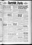 Spartan Daily, May 9, 1941 by San Jose State University, School of Journalism and Mass Communications
