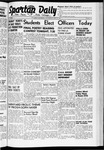 Spartan Daily, May 14, 1941 by San Jose State University, School of Journalism and Mass Communications