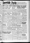 Spartan Daily, May 16, 1941 by San Jose State University, School of Journalism and Mass Communications