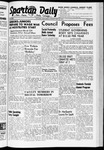 Spartan Daily, May 20, 1941 by San Jose State University, School of Journalism and Mass Communications