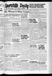 Spartan Daily, May 23, 1941 by San Jose State University, School of Journalism and Mass Communications