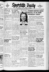 Spartan Daily, May 26, 1941 by San Jose State University, School of Journalism and Mass Communications