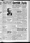 Spartan Daily, May 27, 1941 by San Jose State University, School of Journalism and Mass Communications