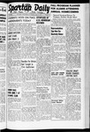Spartan Daily, May 29, 1941 by San Jose State University, School of Journalism and Mass Communications