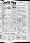 Spartan Daily, June 5, 1941 by San Jose State University, School of Journalism and Mass Communications