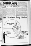 Spartan Daily, June 12, 1941 by San Jose State University, School of Journalism and Mass Communications