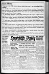 Spartan Daily, September 22, 1941 by San Jose State University, School of Journalism and Mass Communications