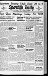 Spartan Daily, September 29, 1941
