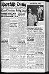 Spartan Daily, October 1, 1941 by San Jose State University, School of Journalism and Mass Communications