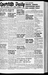 Spartan Daily, October 2, 1941 by San Jose State University, School of Journalism and Mass Communications
