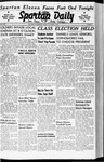 Spartan Daily, October 3, 1941 by San Jose State University, School of Journalism and Mass Communications